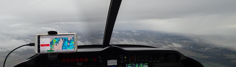 Radar in TopMetSat
